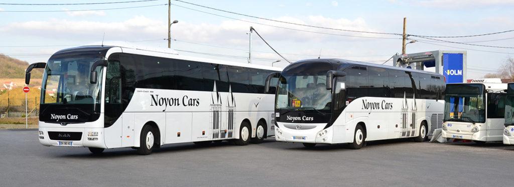 parc autocars - voyages organisés