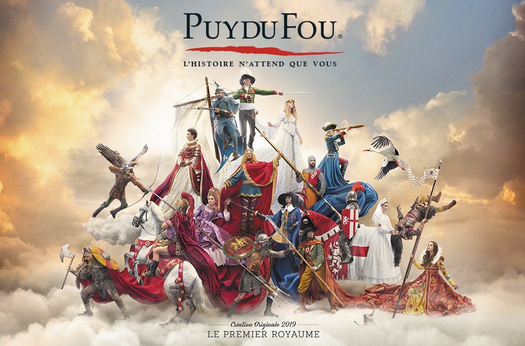 week end Puy du fou du 28 au 29 septembre 2019
