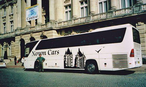 noyon cars - voyages organisés en france et en europe